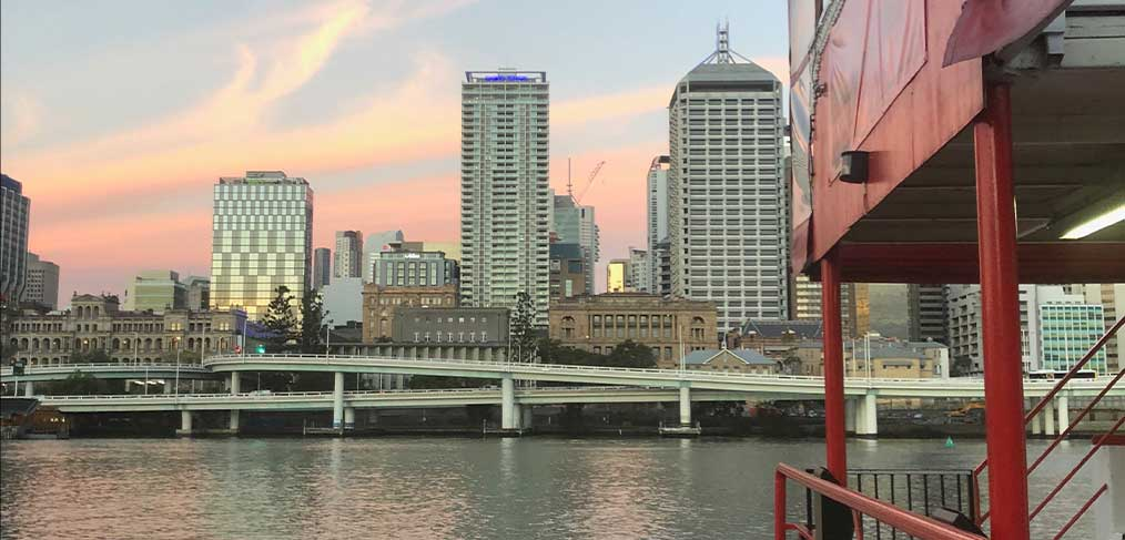 Brisbane River Cruise Birthday Party