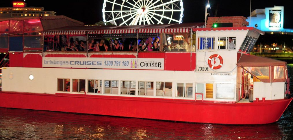 Brisbane River Event Cruises